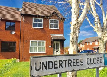 Thumbnail 2 bedroom semi-detached house to rent in Undertrees Close, Wellington, Telford