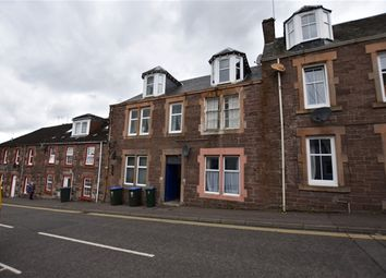 Thumbnail 2 bed flat for sale in Galvelmore Street, Crieff