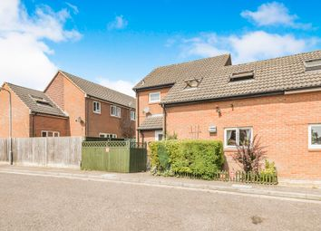 Thumbnail 3 bed semi-detached house for sale in Tower View, Whitwell, Hitchin