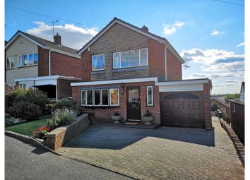 Thumbnail 3 bed detached house for sale in Pendle Hill, Cannock