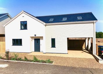 4 bed detached house for sale in Strethall Road, Littlebury, Saffron Walden CB11