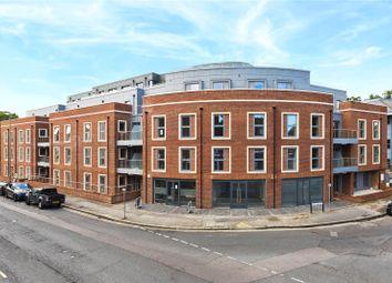 Thumbnail 3 bed flat for sale in Landmark Court, 30 Queens Road, Weybridge, Surrey