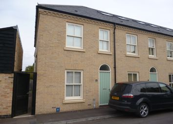 Thumbnail 2 bed terraced house to rent in Jubilee Terrace, St Philips Road, Cambridge