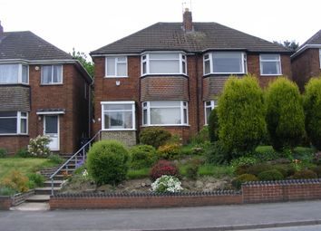Thumbnail 3 bed semi-detached house to rent in Tinkers Green Road, Wilnecote, Tamworth