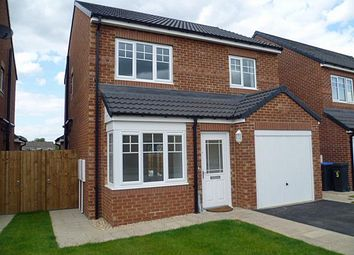 Thumbnail 3 bedroom detached house to rent in Baron Close, Stainsby Hall Park, Acklam, Middlesbrough