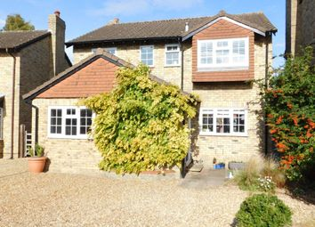 Thumbnail 4 bed detached house for sale in Marschefield, Stotfold, Hitchin