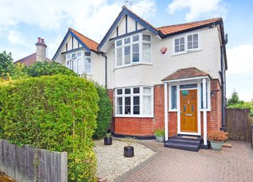 Thumbnail 3 bed semi-detached house for sale in Douglas Avenue, Whitstable