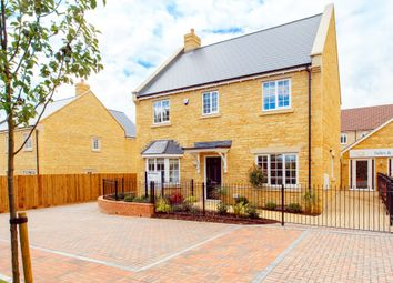 Thumbnail 4 bed detached house for sale in The Ivel, Burford Road, Chipping Norton, Chipping Norton