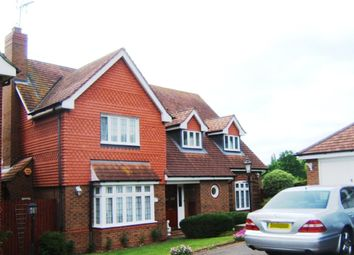 Thumbnail 4 bed detached house to rent in The Quickthorns, Oadby, Leicester