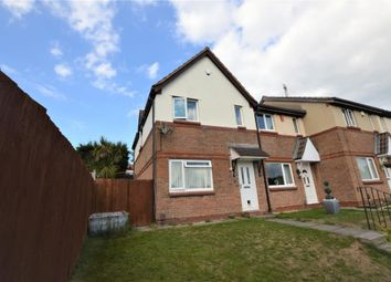 Thumbnail 3 bed end terrace house for sale in Elder Close, Plymouth, Devon
