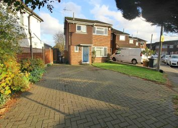 Thumbnail 3 bed end terrace house for sale in Farm Close, Cheshunt, Herts