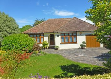 Thumbnail 3 bed detached bungalow for sale in Church Road, Hartley, Longfield