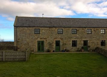 Thumbnail 3 bed semi-detached house for sale in Acklington, Hartlaw, The Barn