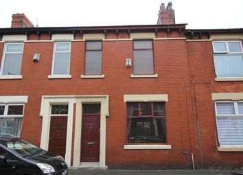 Thumbnail 3 bed terraced house for sale in Balfour Road, Fulwood, Preston