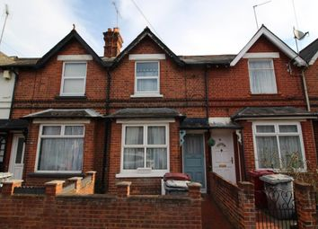 Thumbnail 2 bedroom terraced house for sale in Connaught Road, Reading