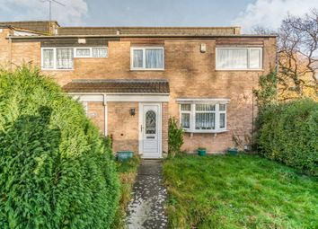 Thumbnail 4 bed end terrace house for sale in Foredraft Close, Quinton, Birmingham