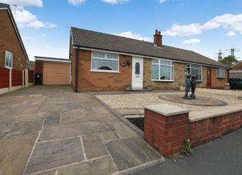 Thumbnail 3 bed semi-detached bungalow for sale in Ashworth Avenue, Little Lever, Bolton