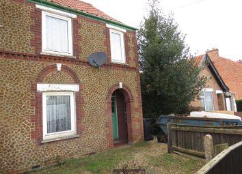 Thumbnail 3 bed semi-detached house for sale in Lynn Road, Dersingham, King's Lynn