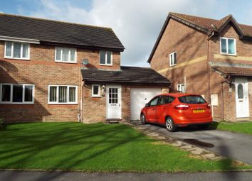 Thumbnail 3 bed semi-detached house to rent in Heol Y Cloddiau, Dafen, Llanelli