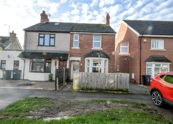 Thumbnail 3 bedroom semi-detached house for sale in Dores Road, Swindon, Wiltshire