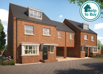 Thumbnail 4 bed semi-detached house for sale in Church Lane, Stanway, Colchester