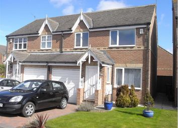 Thumbnail 3 bed semi-detached house to rent in Marwell Drive, Washington, Washington