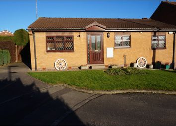 Thumbnail 3 bed detached bungalow for sale in Aldervale Close, Mexborough
