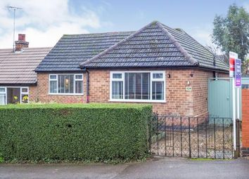 2 bed bungalow for sale in Highfield Drive, Carlton, Nottingham, Nottinghamshire NG4