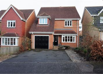 Thumbnail 4 bed detached house for sale in Berkeley Close, Pitstone