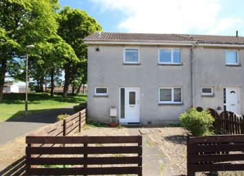 Thumbnail 3 bed end terrace house for sale in Pinebank, Livingston