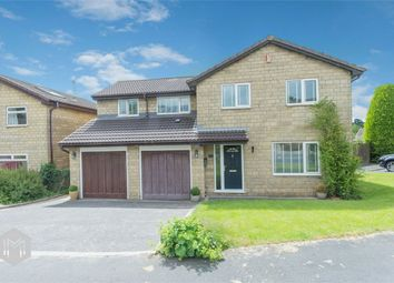 Thumbnail 4 bed detached house for sale in Fellstone Vale, Withnell, Chorley, Lancashire
