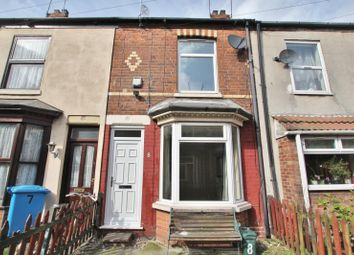 Thumbnail 2 bed terraced house to rent in Hornsea Villas, Hull, East Riding Of Yorkshire