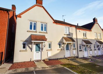 Thumbnail 3 bed town house for sale in Moray Close, Church Gresley, Swadlincote