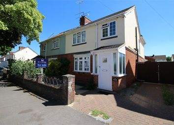 Thumbnail 3 bed semi-detached house for sale in High Street, Farnborough, Hampshire