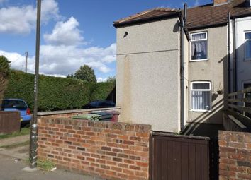 Thumbnail 3 bedroom end terrace house for sale in Vale Drive, Shirebrook, Mansfield, Derbyshire