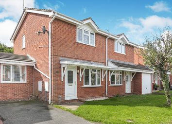 Thumbnail Semi-detached house for sale in Coulter Grove, Perton, Wolverhampton, Staffordshire