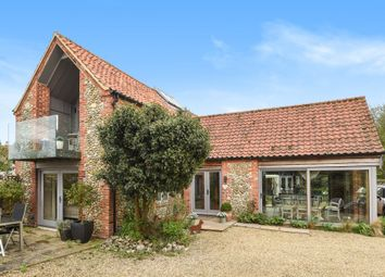 Thumbnail 3 bed barn conversion for sale in Langham Road, Binham, Fakenham