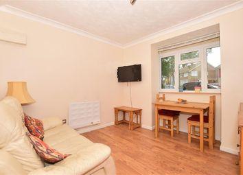1 bed flat for sale in Gregory Close, Rainham, Gillingham, Kent ME8