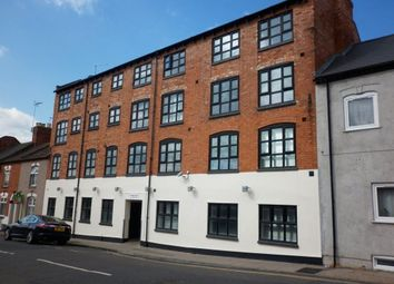 Thumbnail 2 bed flat to rent in Robert Street, Northampton