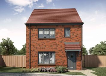 Thumbnail 3 bedroom detached house for sale in Challow Road, East Challow