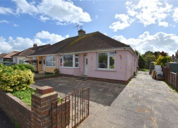 Thumbnail 2 bed bungalow for sale in Seaside Avenue, Lancing, West Sussex