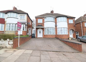 Thumbnail 3 bed semi-detached house for sale in Sandringham Road, Great Barr, West Midlands