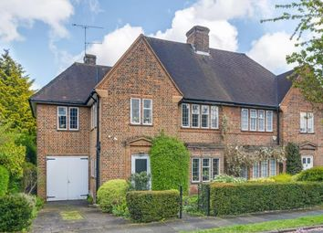 Thumbnail 4 bed semi-detached house for sale in Litchfield Way, London