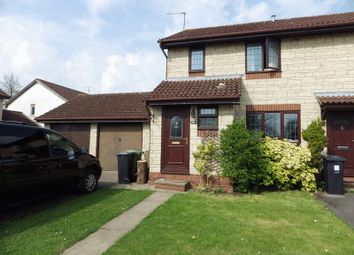 Thumbnail 3 bedroom terraced house for sale in Paddock Close, Bradley Stoke, Bristol