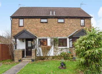 Thumbnail 1 bed semi-detached house for sale in Wildcroft Drive, North Holmwood, Dorking
