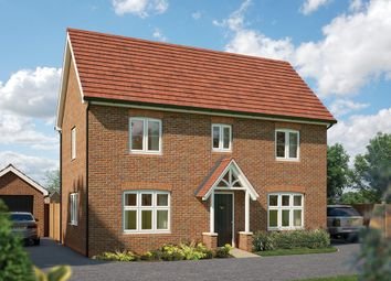 """Thumbnail 3 bed detached house for sale in """"The Spruce"""" at Hobnock Road, Essington, Wolverhampton"""