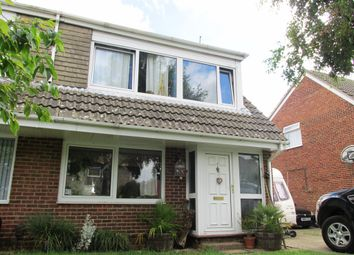Thumbnail 3 bedroom semi-detached house to rent in Hadleigh Gardens, Eastleigh
