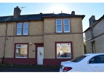 Thumbnail 2 bed flat to rent in Glasgow Road, Bathgate