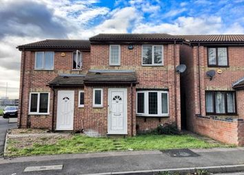 Thumbnail 3 bed terraced house for sale in Crystal Way, Chadwell Heath, Romford
