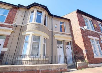 Thumbnail 4 bed flat for sale in Rodsley Avenue, Bensham, Gateshead